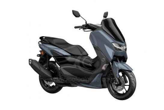Yamaha NMAX 2021 b