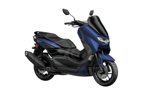 Yamaha NMAX 2021 c