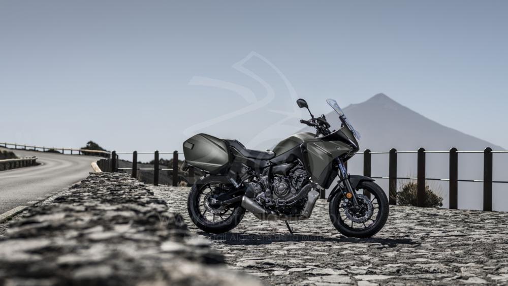 Yamaha présente la nouvelle Tracer 7 GT 2021 !