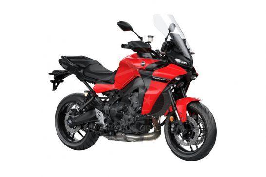 Yamaha Tracer 9 2021 2