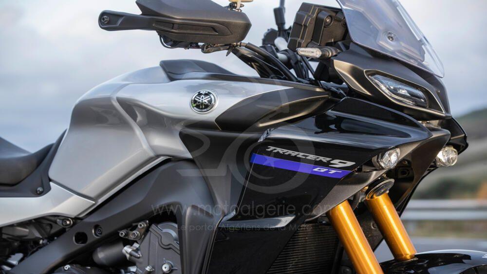 Yamaha Motor dévoile la nouvelle Tracer 9 2021