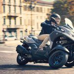Yamaha lance le Tricity 300 2021
