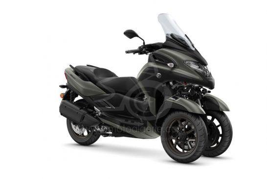 Yamaha Tricity 300 2021 b