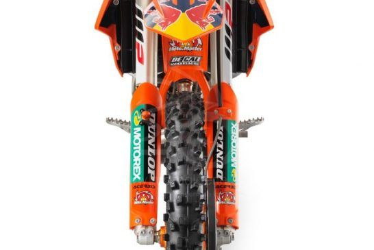 2021 KTM 450 SX-F FACTORY EDITION front
