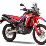 Honda dévoile la nouvelle CRF300 RALLY