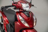 Honda Vision 110 2021 : Nouveau design, nouveau compteur, et système Smart Key