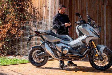 Honda lance un nouveau système de connectivité pour motos et scooters