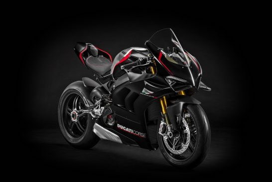 Ducati Panigale V4 SP 2021 0