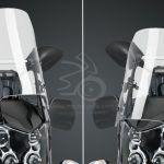 Puig : Mécanisme de levage manuel pour la Yamaha Tenere 700