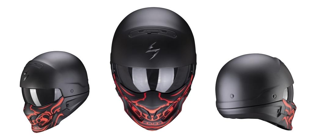 Scorpion lance le nouveau EXO-COMBAT EVO SAMURAÏ