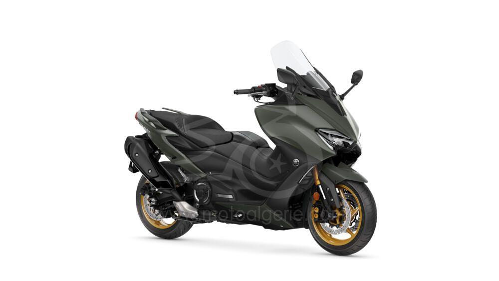 Yamaha TMAX 560 Tech Max 2021 : Nouveau coloris haut de gamme