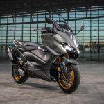 Yamaha : Moteurs conformes EU5 et nouvelles options de coloris pour les scooters sportifs Yamaha en 2021
