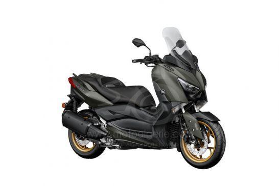 Yamaha TMAX 560 TECH MAX 2021 01