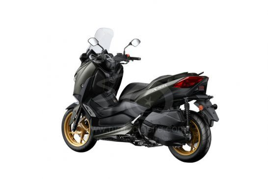 Yamaha TMAX 560 TECH MAX 2021 03