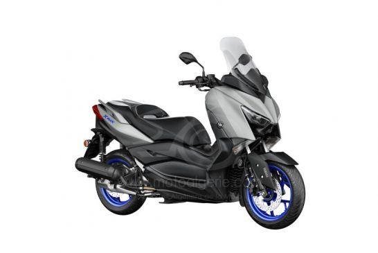 Yamaha XMAX 125 2021 01