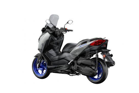 Yamaha XMAX 125 2021 03