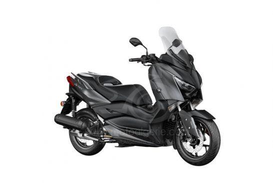 Yamaha XMAX 125 2021 04