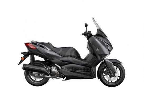 Yamaha XMAX 125 2021 05