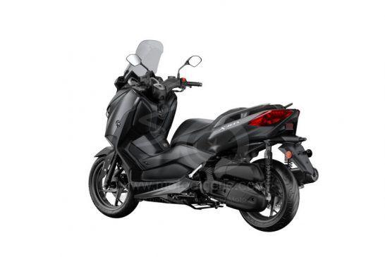 Yamaha XMAX 125 2021 06