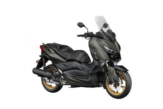 Yamaha XMAX 125 TECH MAX 2021 01