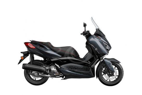 Yamaha XMAX 125 TECH MAX 2021 05