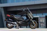 Yamaha XMAX 125 2021 : Moteur EU5, plus léger, dimensions mises à jour, nouveaux coloris