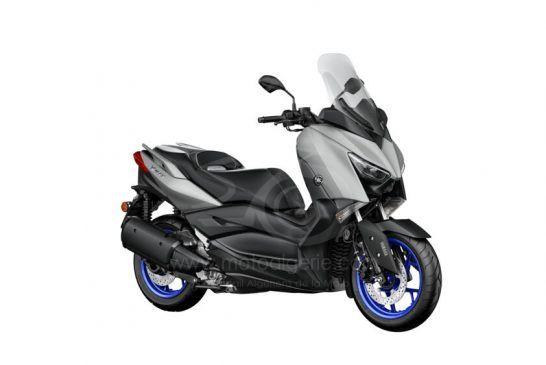 Yamaha XMAX 300 2021 01