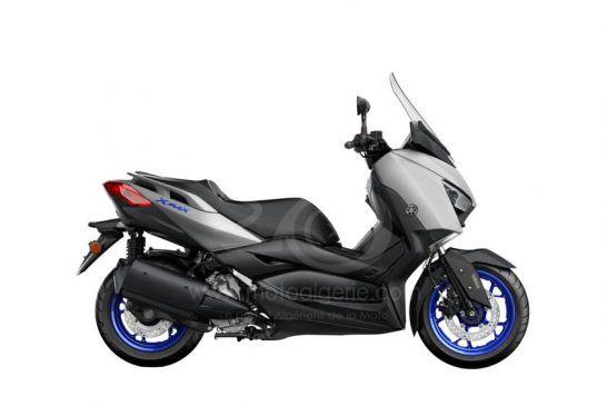 Yamaha XMAX 300 2021 02