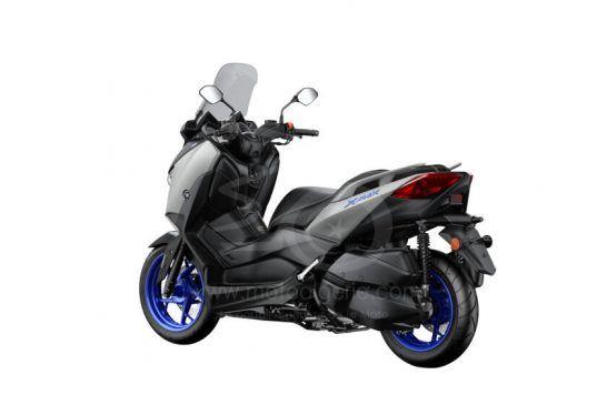 Yamaha XMAX 300 2021 03