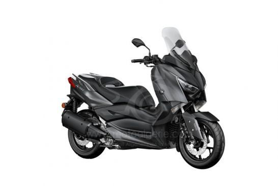 Yamaha XMAX 300 2021 04