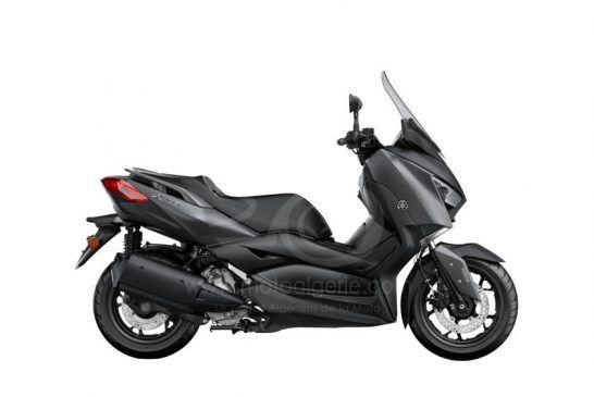 Yamaha XMAX 300 2021 05