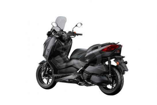 Yamaha XMAX 300 2021 06