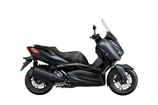 Yamaha XMAX 300 TECH MAX 2021 02