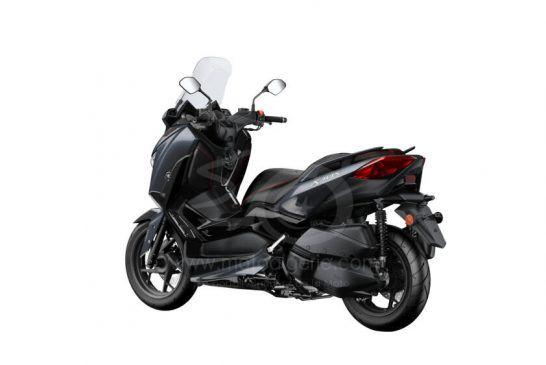 Yamaha XMAX 300 TECH MAX 2021 03