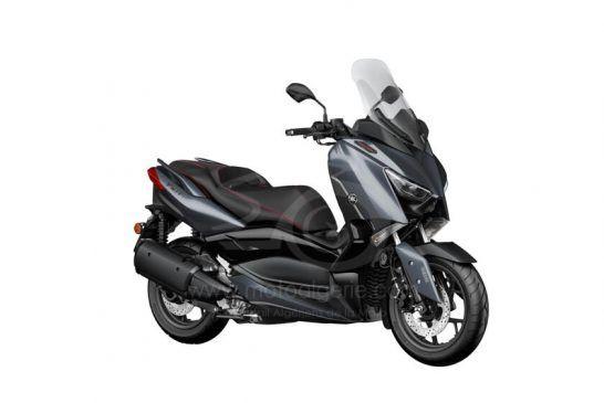 Yamaha XMAX 300 TECH MAX 2021 04