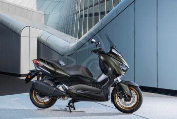 Nouveau Yamaha XMAX 300 2021 : Moteur EU5, et nouveaux coloris
