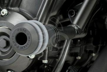 PUIG : Nouvelle protection de moteur Vintage 2.0
