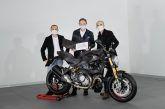 Ducati : Le 350.000ème Monster livré avec les honneurs