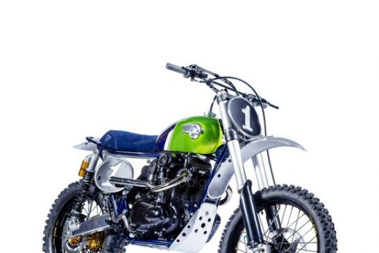 Kawasaki W800 Custom by MRS Oficina 2