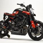 Yamaha Motor : Nouvelle XR9 Carbona Yard Built par Bottpower