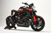 Yamaha Motor : Nouvelle XR9 Carbona Yard Built par Bottpower