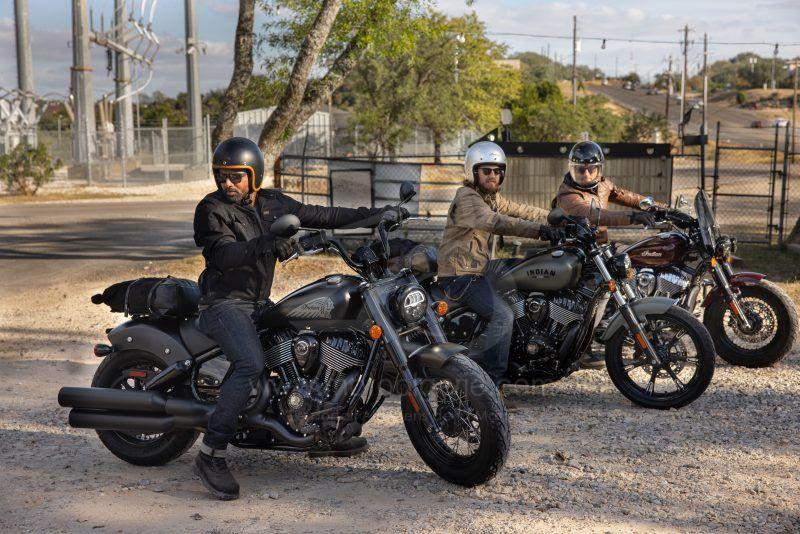 Pour les 100 ans de la Chief, Indian Motorcycle réinvente le modèle et le décline en trois versions