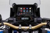 Honda confirme l'intégration du système Android Auto sur les CR1100L Africa Twin