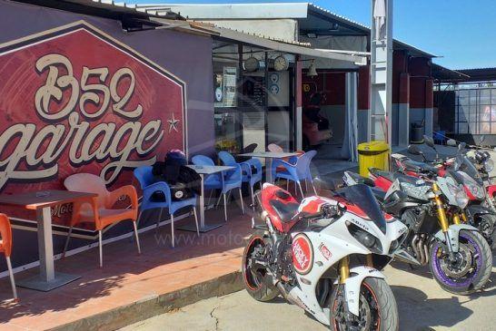 B52 Garage - Crédit Moto Algérie - 2