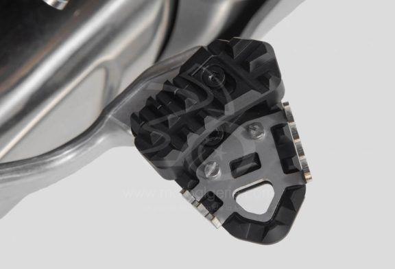 SW-MOTECH présente de nouvelles extensions de pédale de frein !