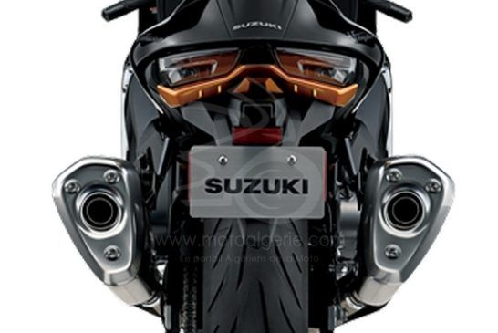 Suzuki Hayabusa 2022 7