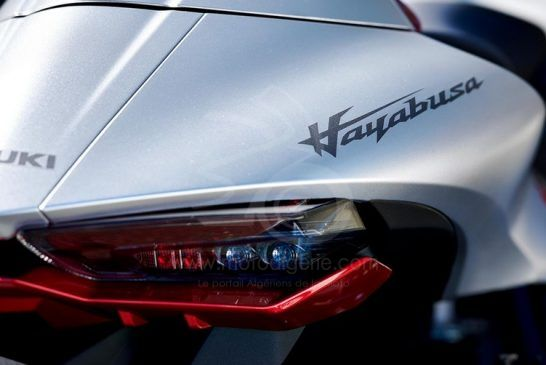 Suzuki Hayabusa 2022 - Action - 4