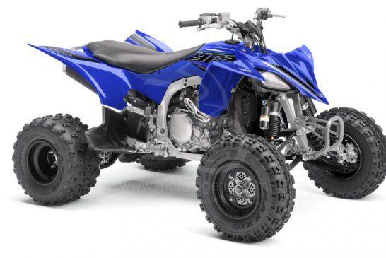 Yamaha YFZ450R - YFZ450R SE 2021 - 2