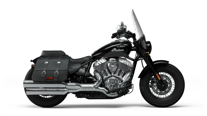 Indian Super Chief Limited 2022