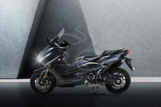 Yamaha TMAX 20e Anniversaire 4
